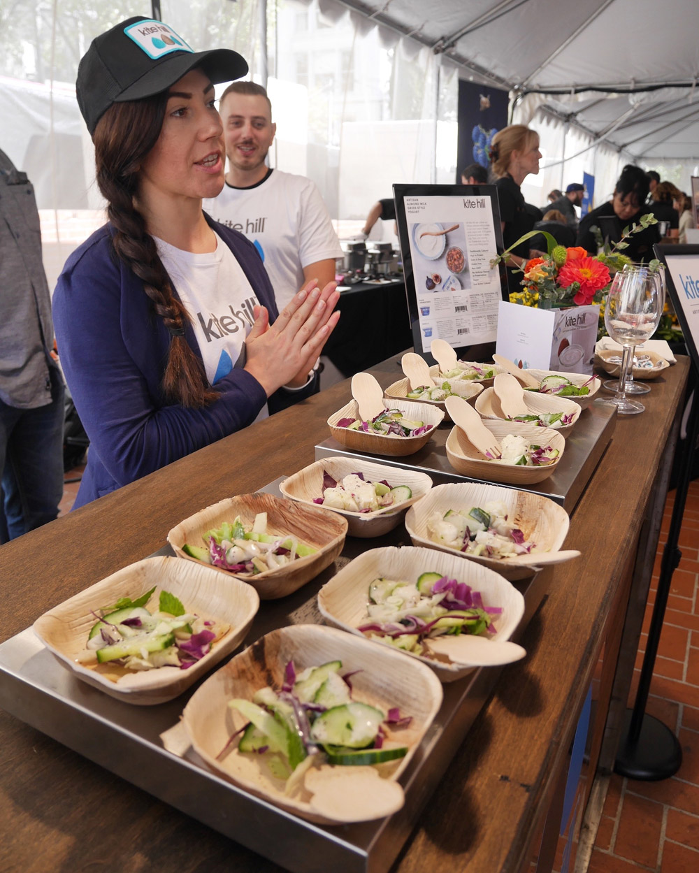 Feast Portland 2017: Friday & Saturday Grand Tasting, Kite Hill