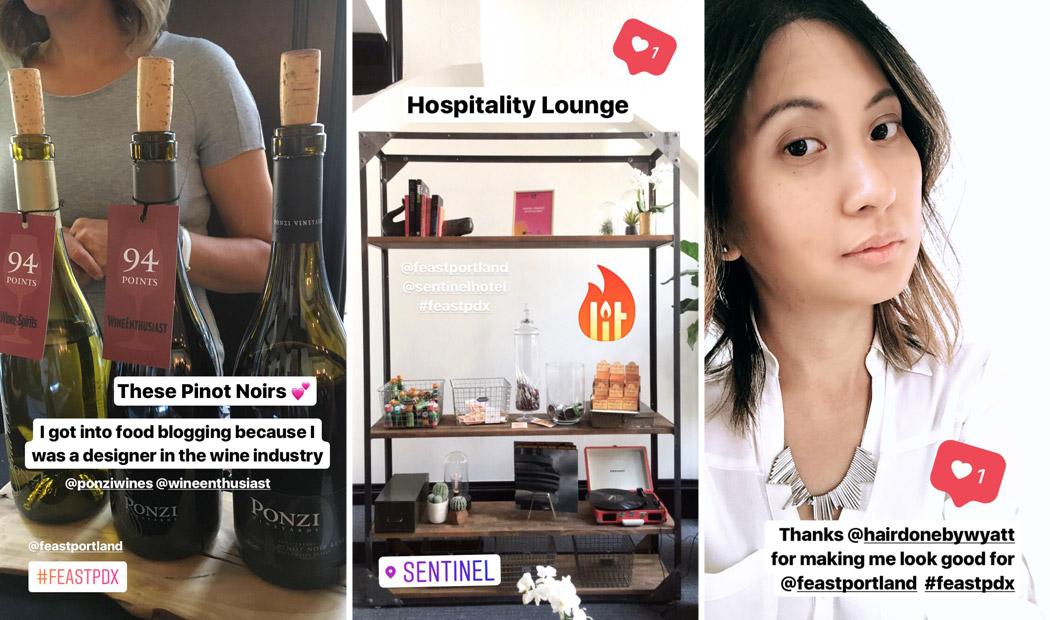 Feast Portland 2017: Hospitality Lounge Happy Hour