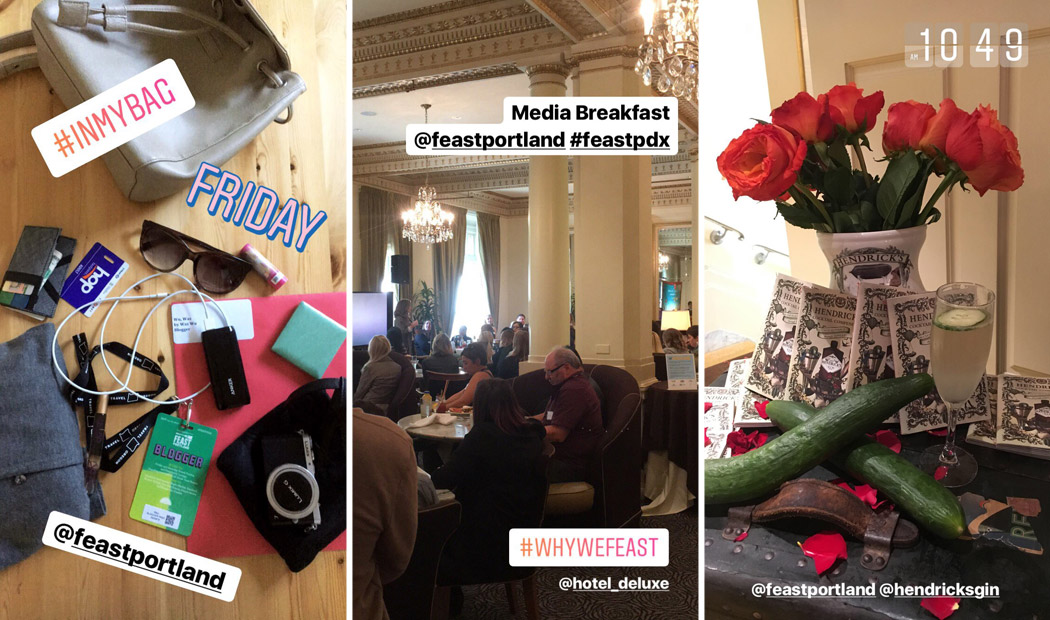 Feast Portland 2017: Media Breakfast