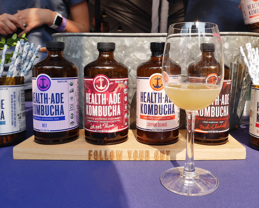 Feast Portland 2017: Friday & Saturday Grand Tasting, Health-Ade Kombucha
