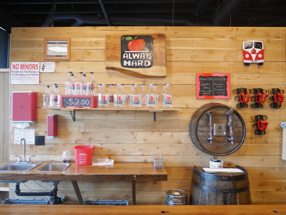 Portland Cider Taproom and Cidery, Clackamas