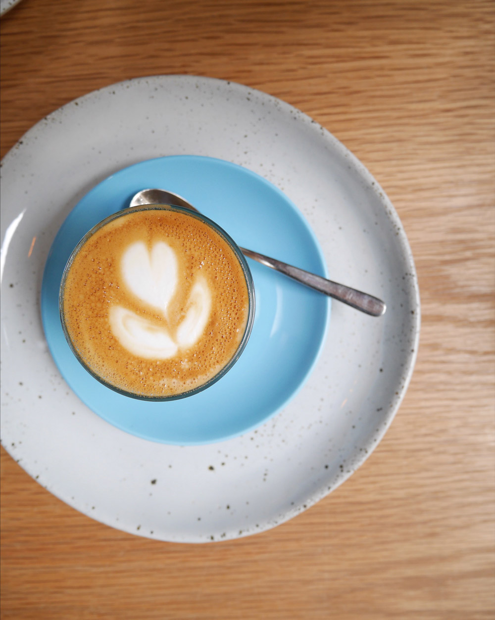 Proud Mary Coffee, Flat White, NE Portland