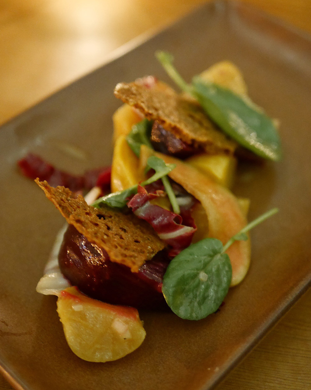Beet Salad, Urban Farmer, Downtown Portland