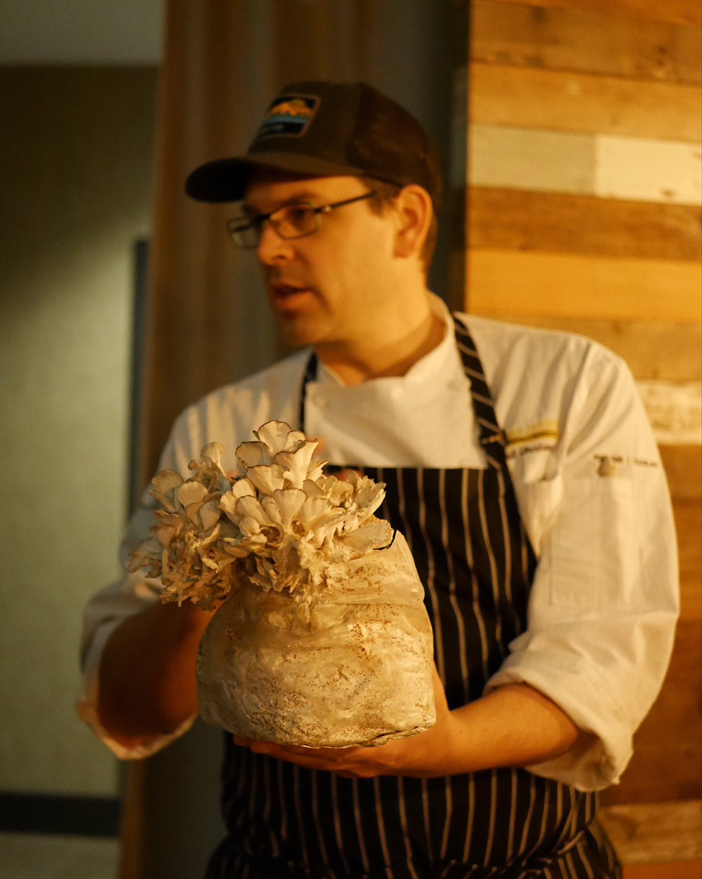 Urban Farmer, Behind the Scenes, Chef Matt Christianson, Downtown Portland