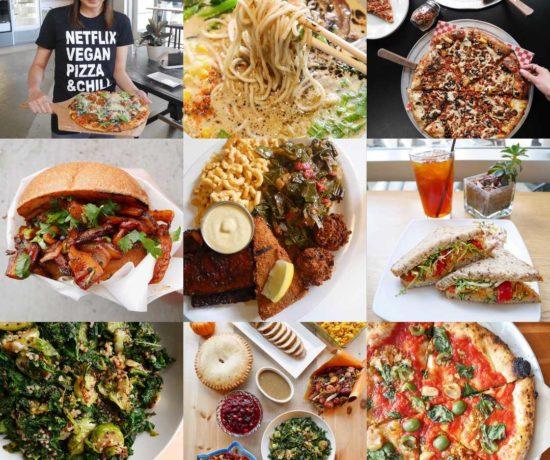 Waz Wu Veggie Food Blogger, Best of 2017