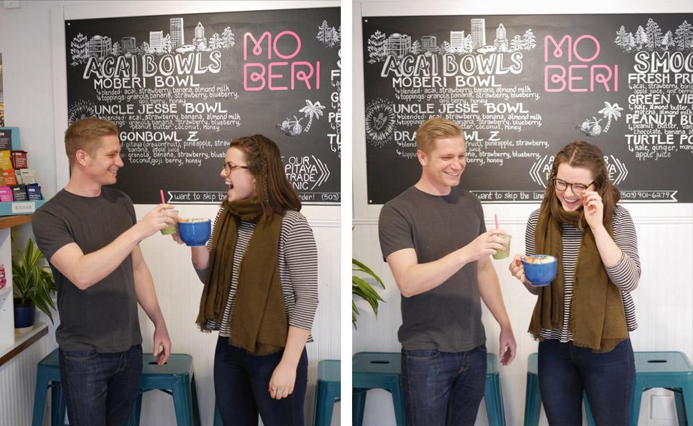 Moberi Owner Ryan Carpenter & Lydia Snodderly