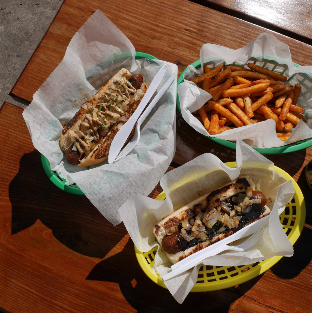 Dat Dog Vegan Hotdogs New Orleans