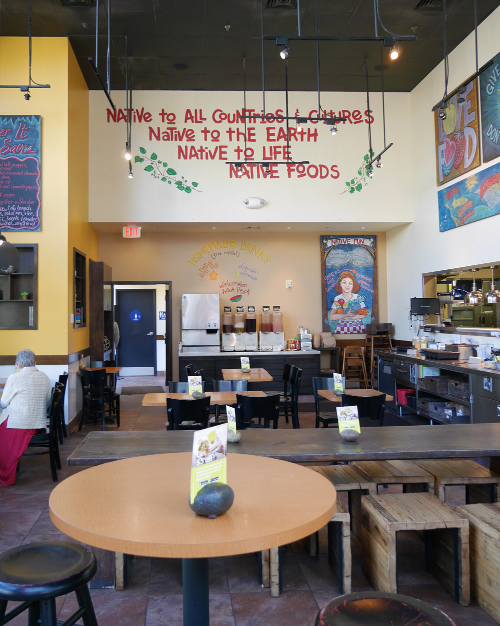Native Foods Cafe, Bridgeport Village, Oregon