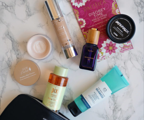 My Vegan and Cruelty-Free Skincare Essentials for Traveling