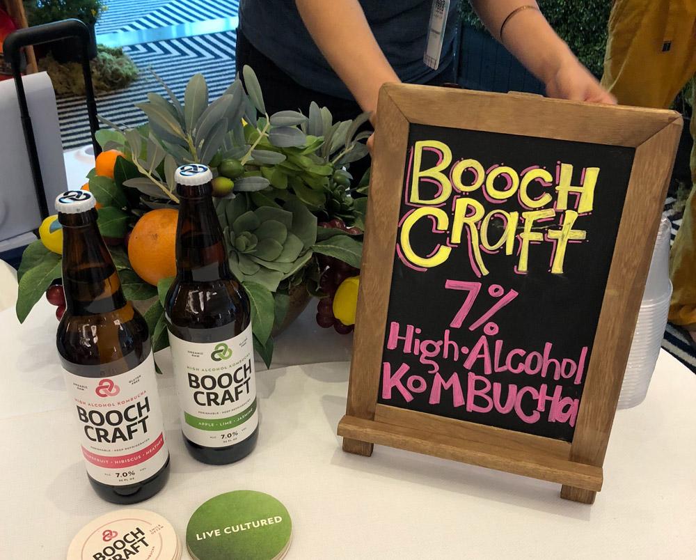 Boochcraft, Seed Summit, Seed Food & Wine Week 2018