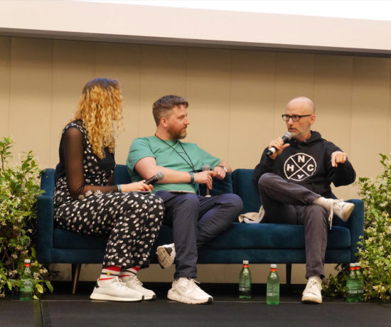 Vevolution, Moby, Seed Summit, Seed Food & Wine Week 2018