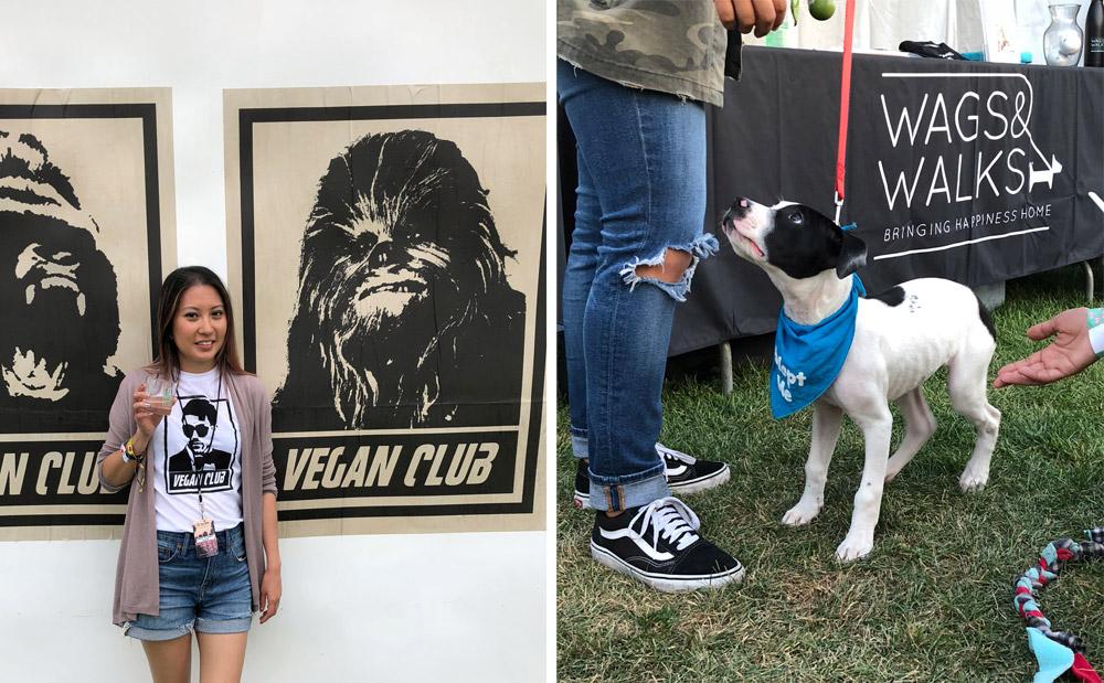 Eat Drink Vegan Festival, Los Angeles