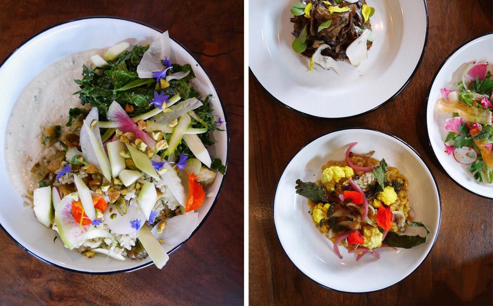 Buddha Bowl, Zen Bowl, Holiday Plant-Based Gluten-Free Cafe
