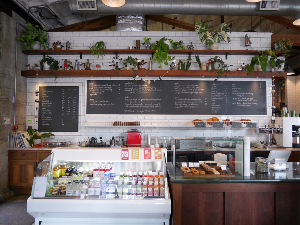 Holiday Plant-Based Gluten-Free Cafe on Division St, Portland