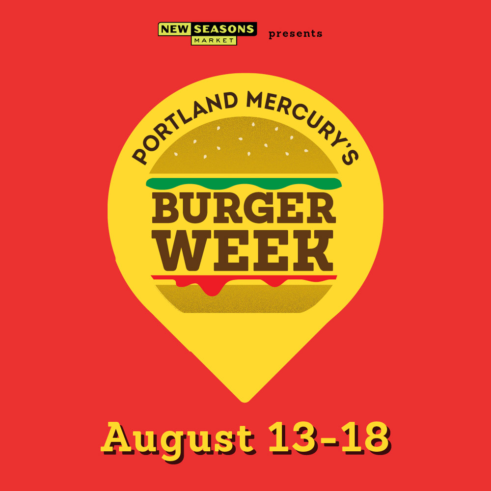Portland Burger Week 2018 - Vegan Burger Options