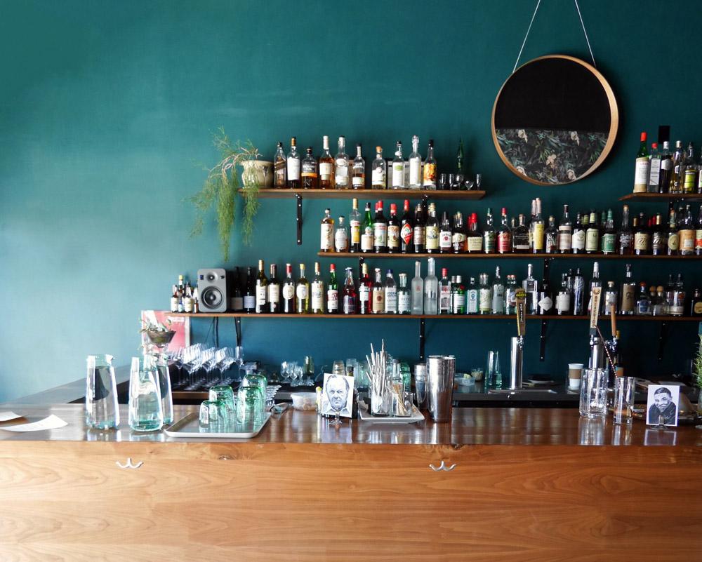 Folklore Brunch Popup at Blank Slate Bar