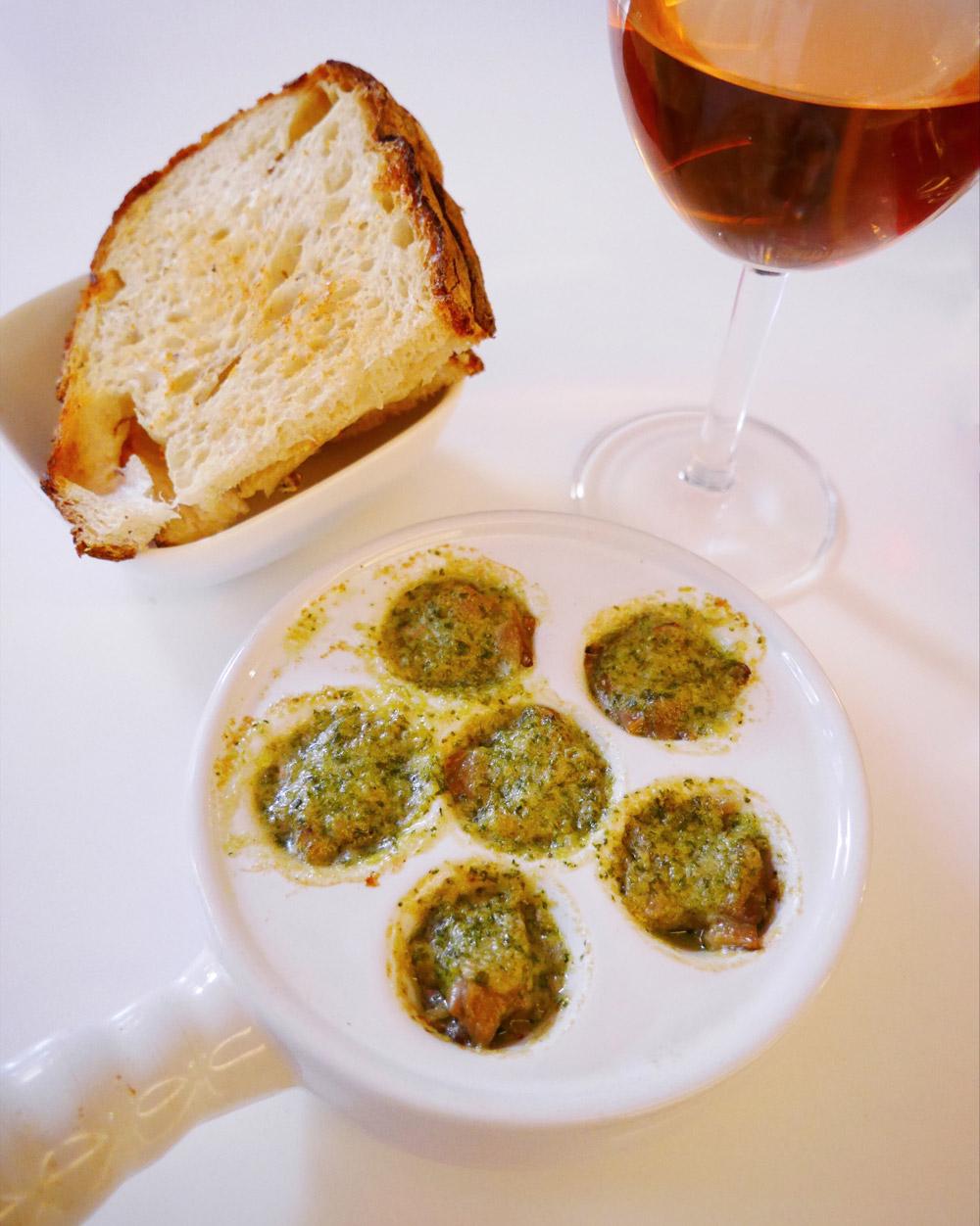 Delice & Sarrasin - Escargot