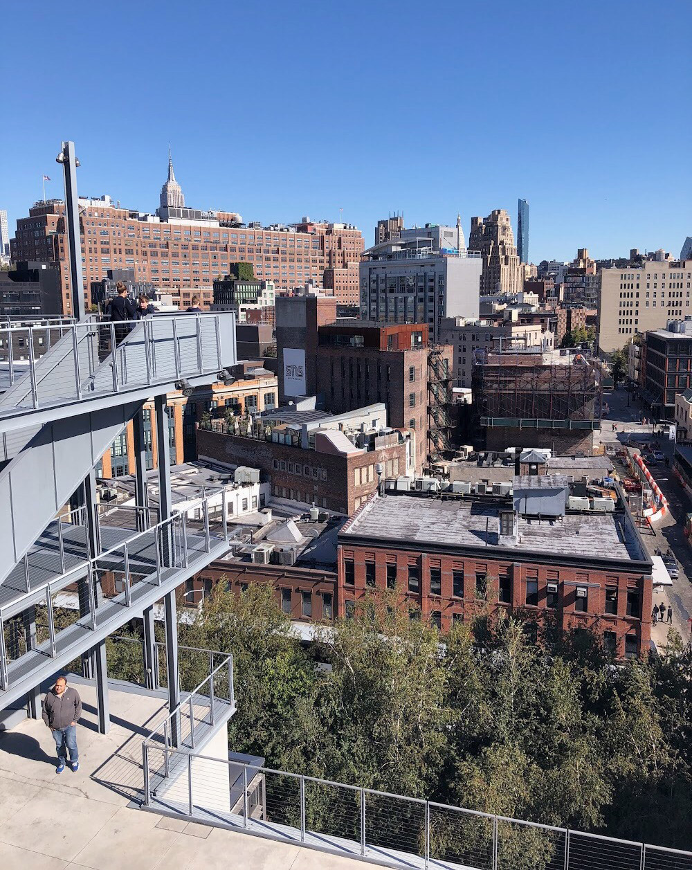 The Whitney Museum, New York City