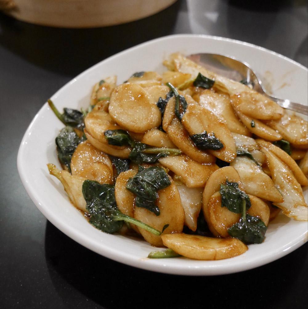 Din Tai Fung - Rice Cakes