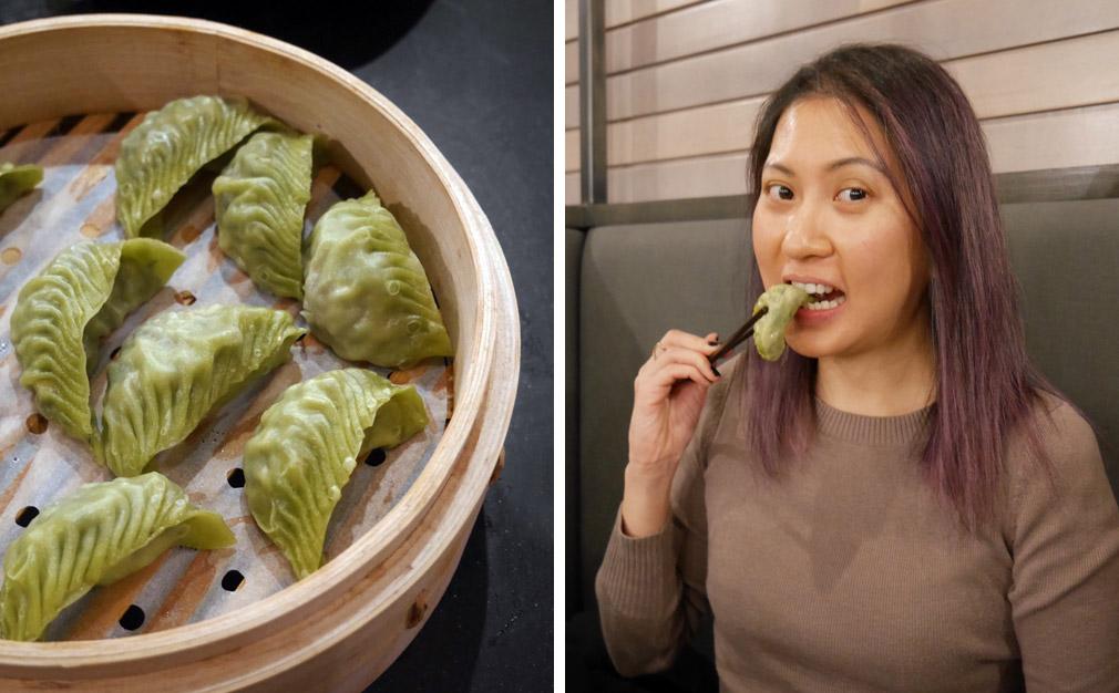Din Tai Fung - Vegan Dumplings