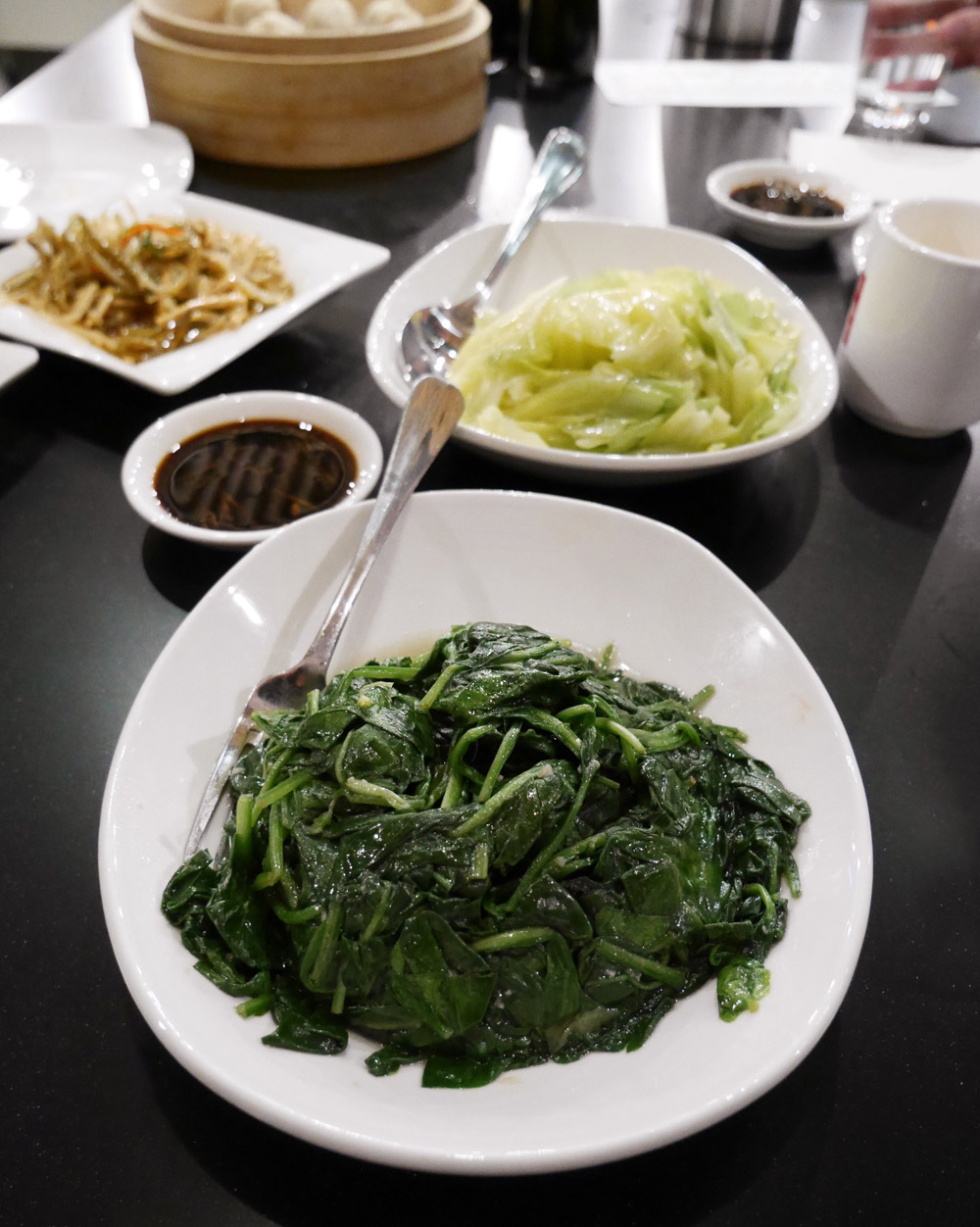 Din Tai Fung - Vegetables