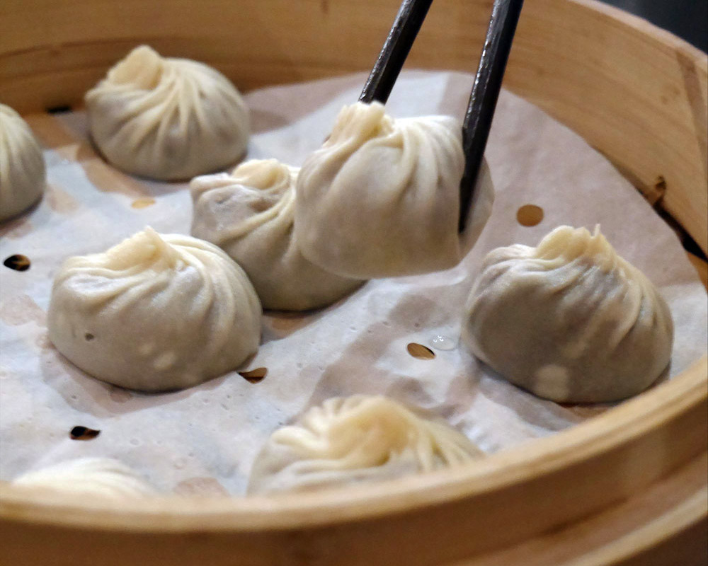 Din Tai Fung - Red Bean Xiao Long Bao