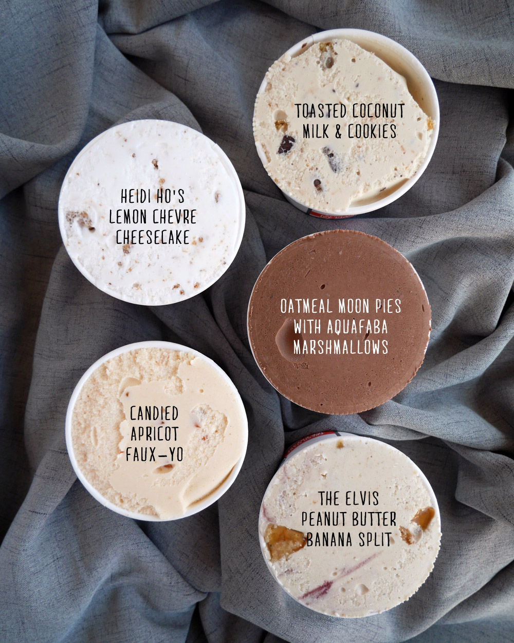 Salt & Straw - Vegan Ice Cream Special Flavors