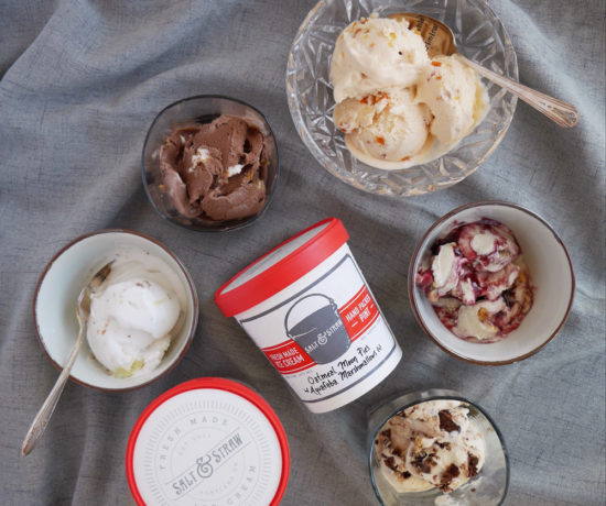 Salt & Straw - Vegan Ice Cream Specials