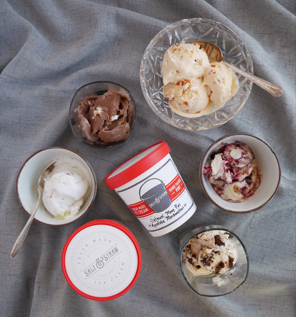 Salt & Straw - Vegan Ice Cream Specials