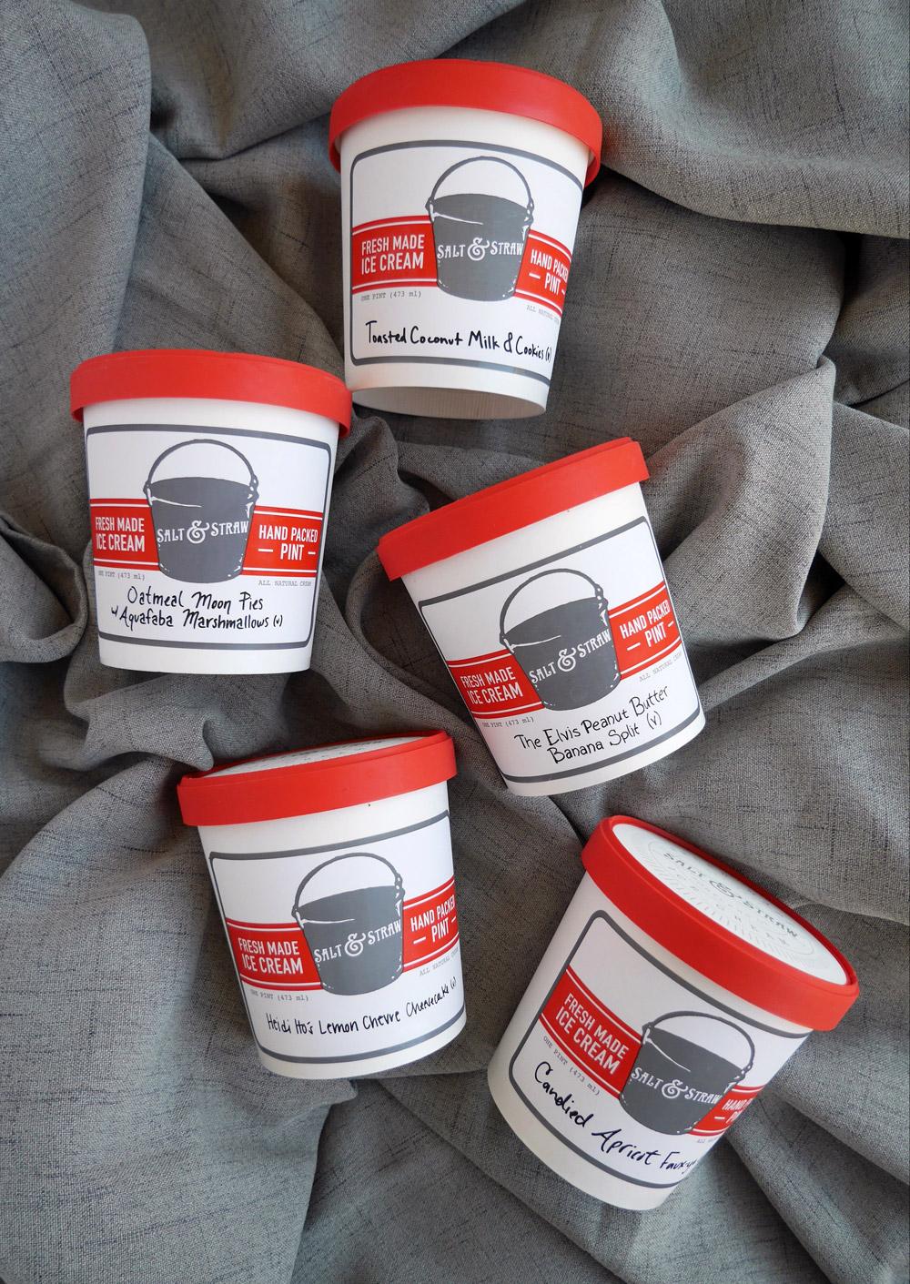 Salt & Straw - Vegan Ice Cream From Portland, Oregon