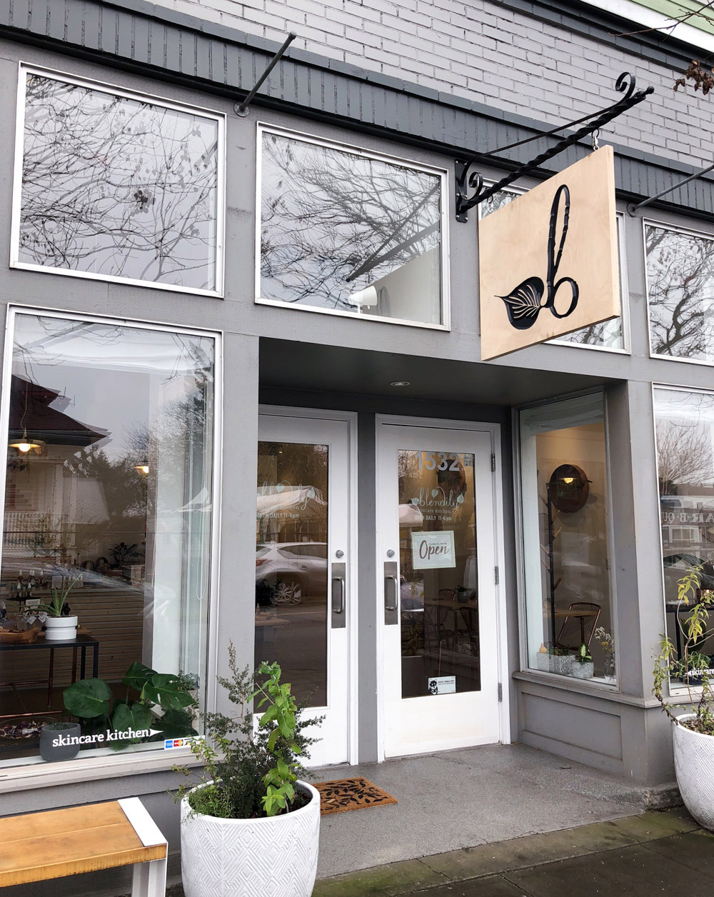 Blendily All-Natural Skincare, Alberta St, Portland