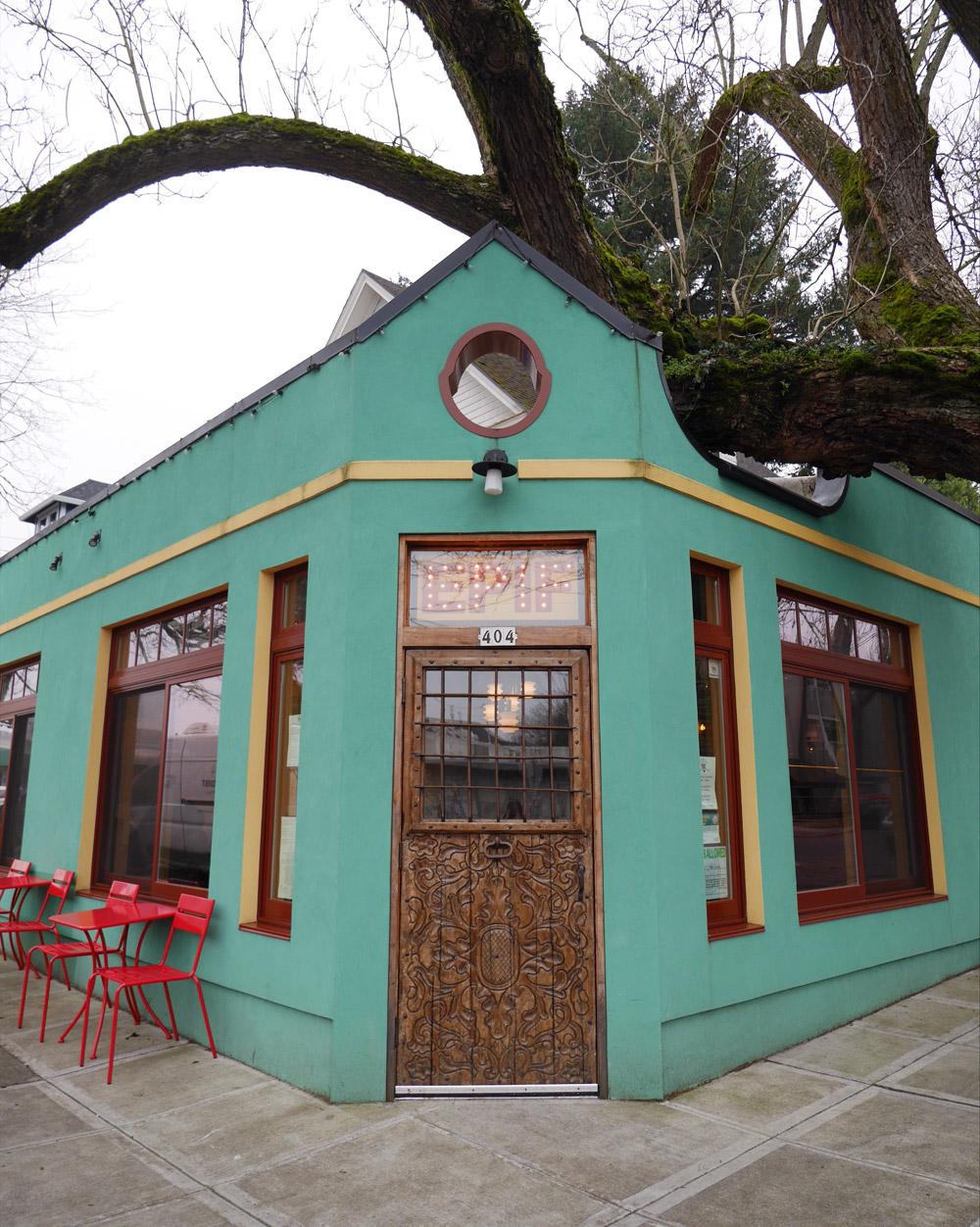 Epif - Vegan South American Cuisine, Portland