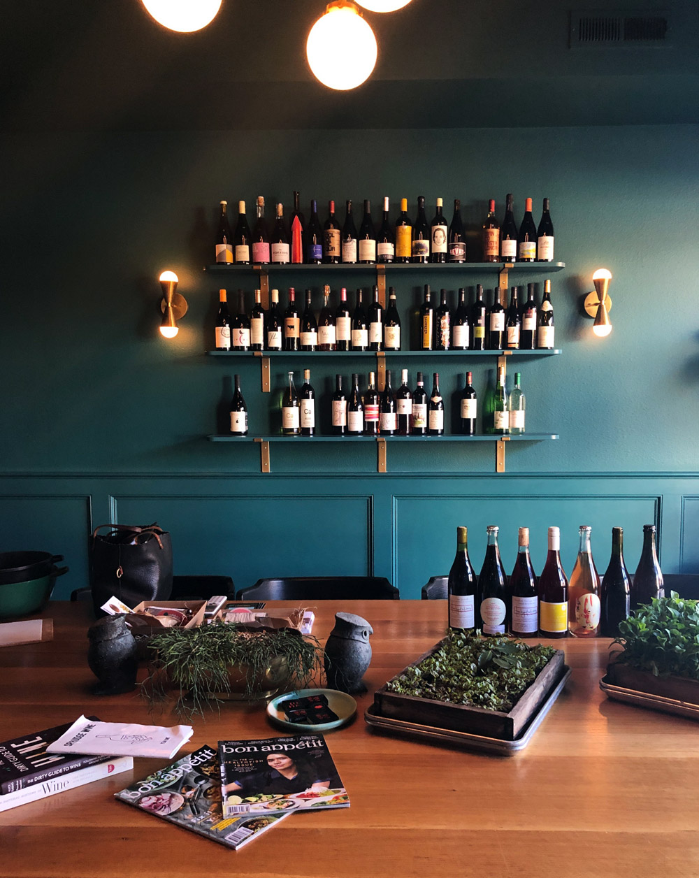 Dame Collective Wine Shop, Portland
