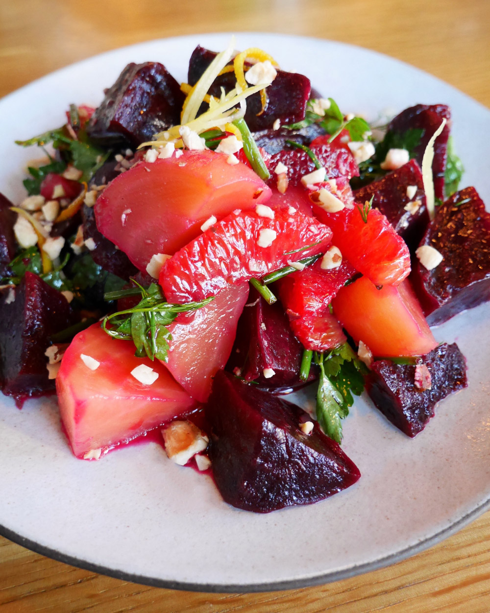 Estes, Dame Collective, Beet Salad