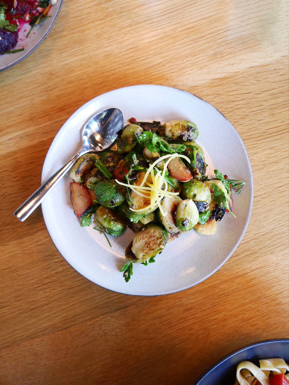 Estes, Dame Collective, Brussels Sprouts