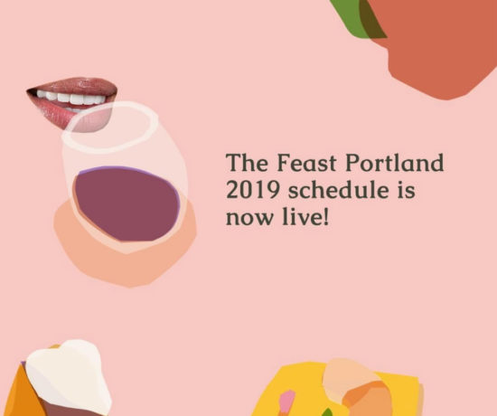 Feast Portland 2019 Food Festival
