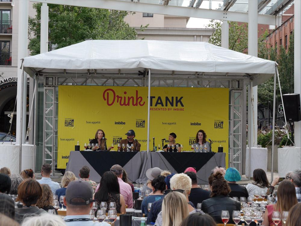 Feast Portland, Drink Tank