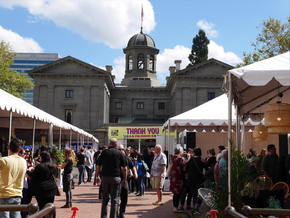 Feast Portland 2018, Grand Tasting