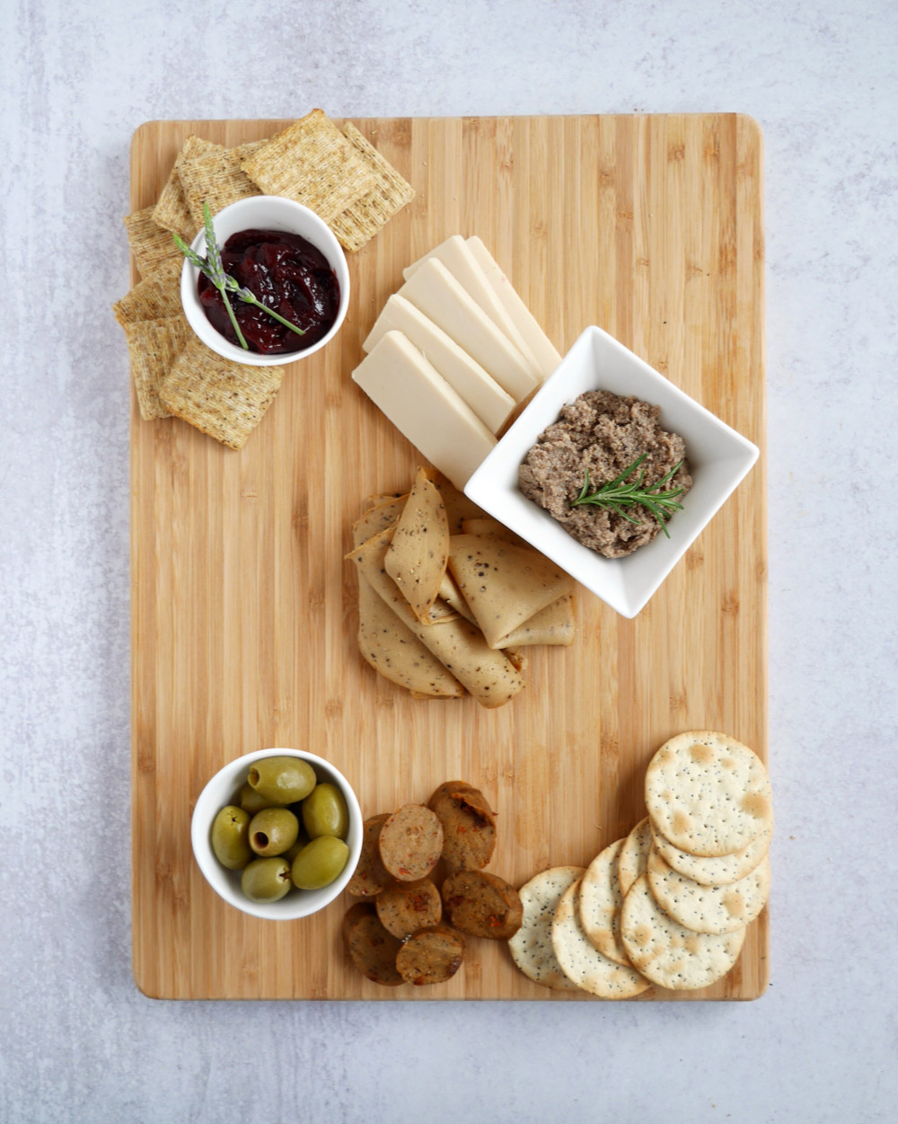 How To Make A Vegan Charcuterie Board
