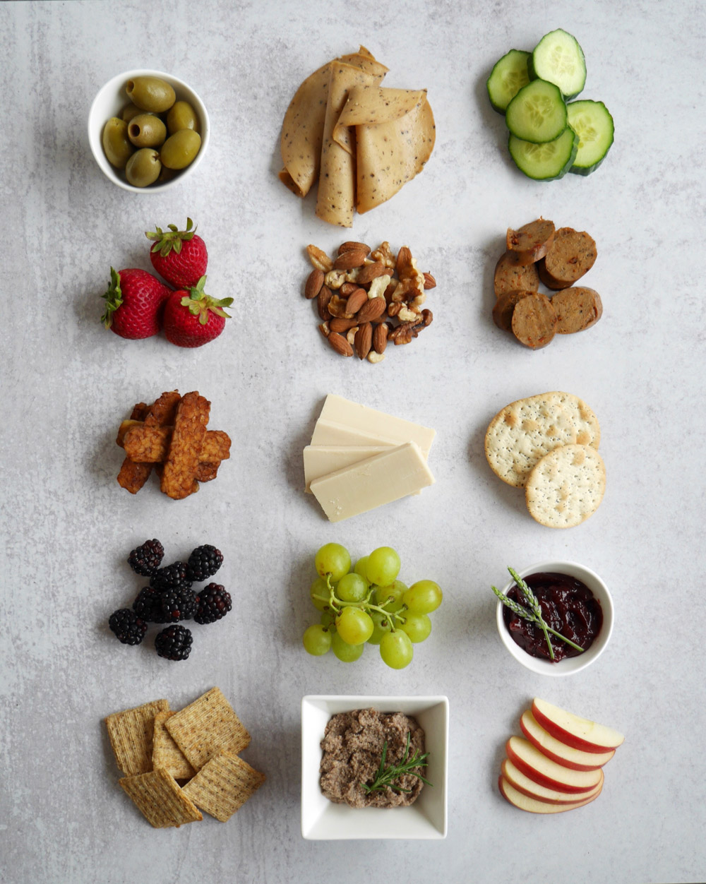 How To Make A Vegan Charcuterie Board, Ingredients and Ideas