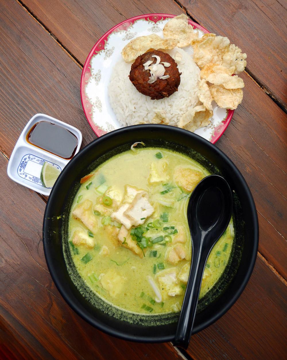 Wajan Soto Ayam Medan Curry
