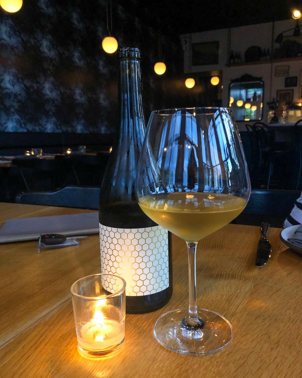Dame Collective Natural Wine Bar, Portland