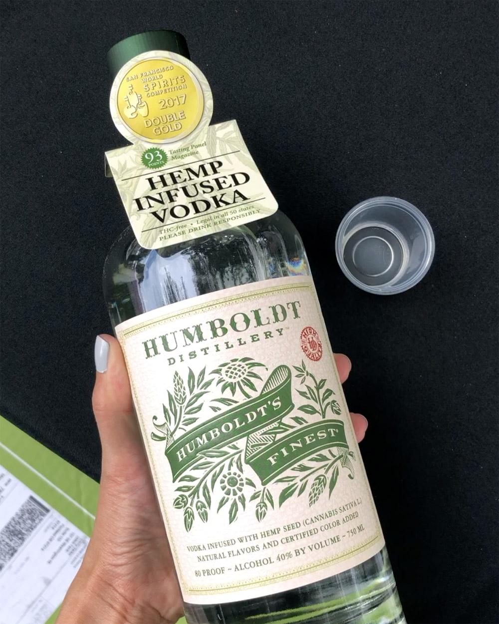 Feast 2019: Humboldt Distillery