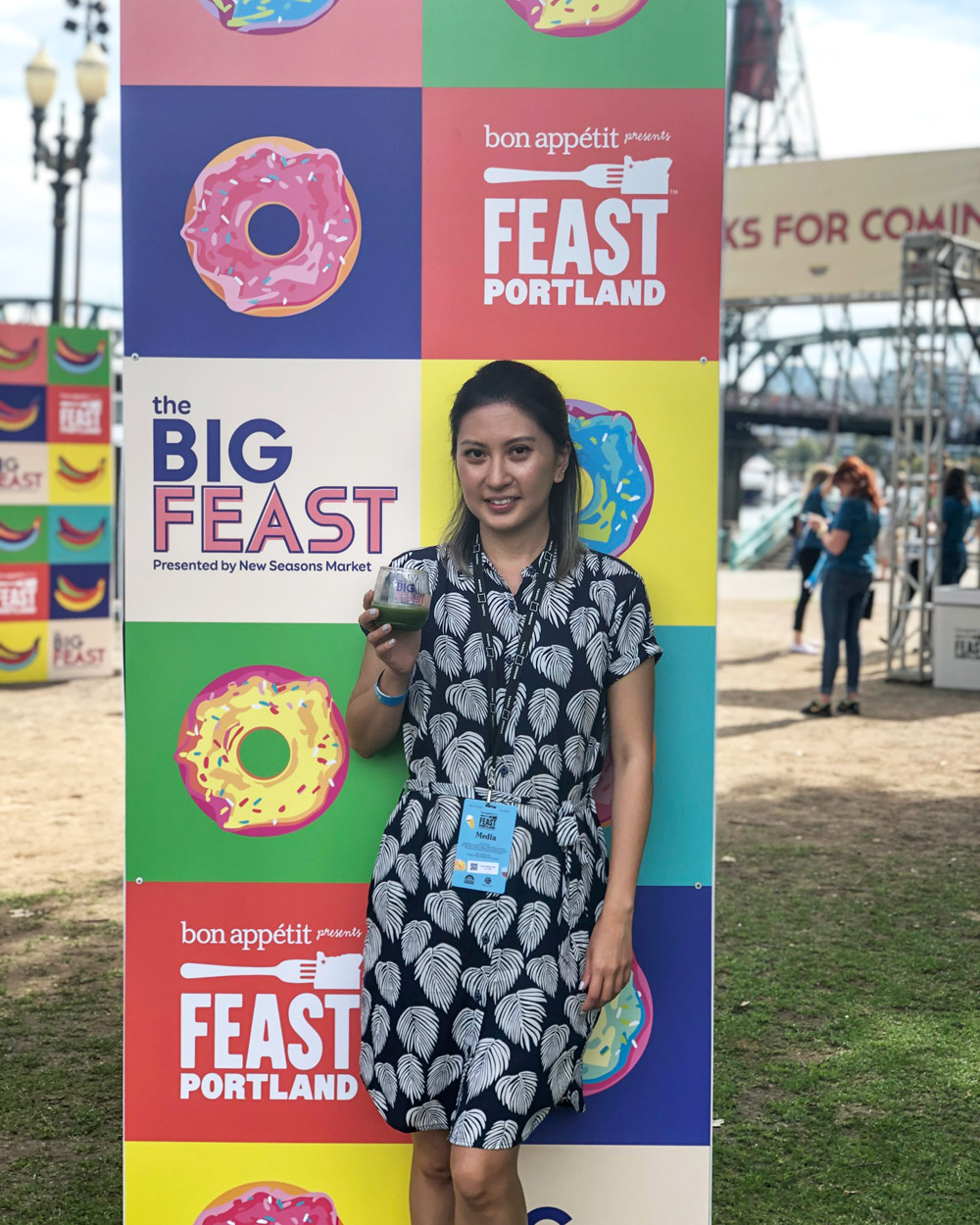Feast 2019: Vegan Blogger