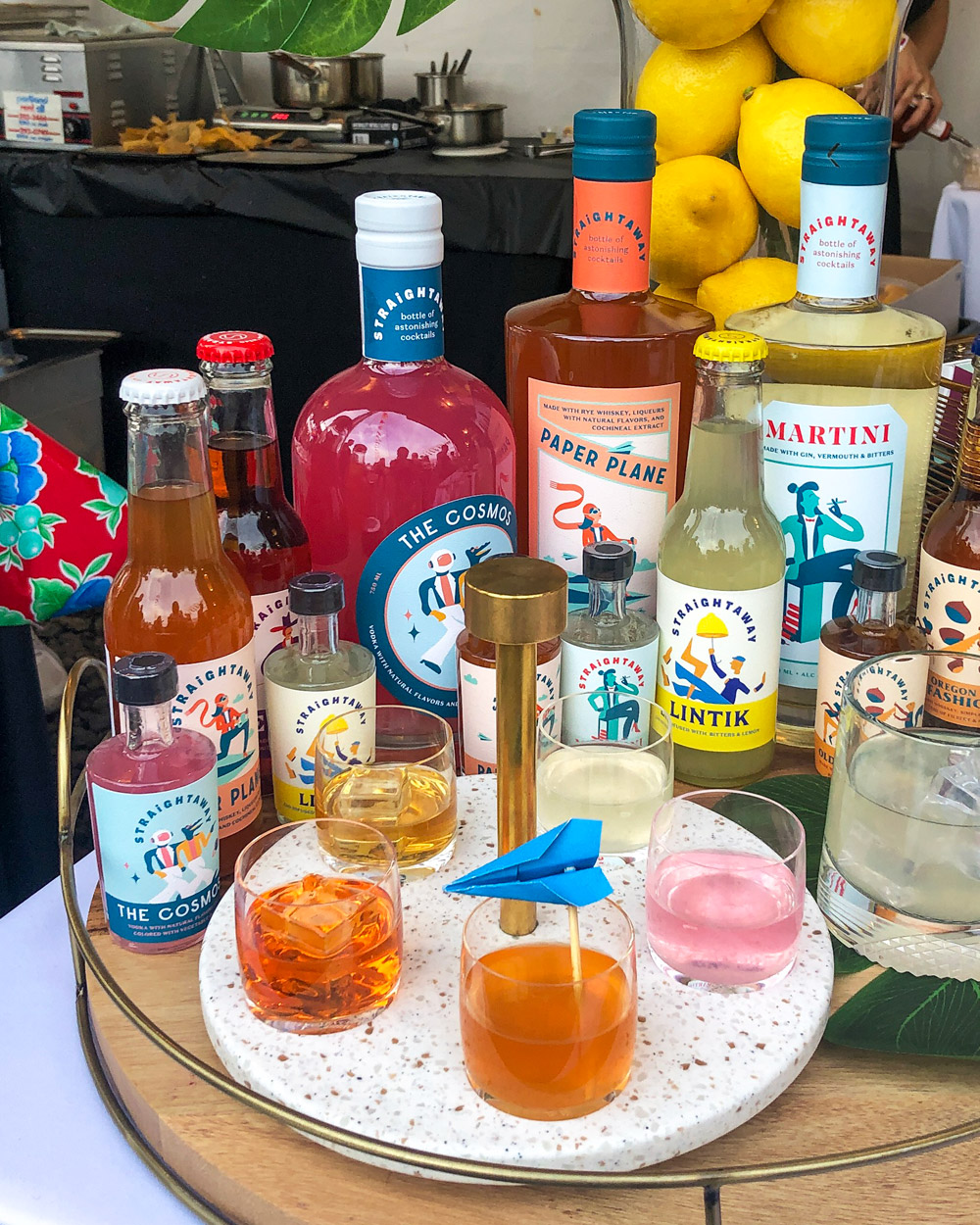Feast 2019: Straightaway Cocktails