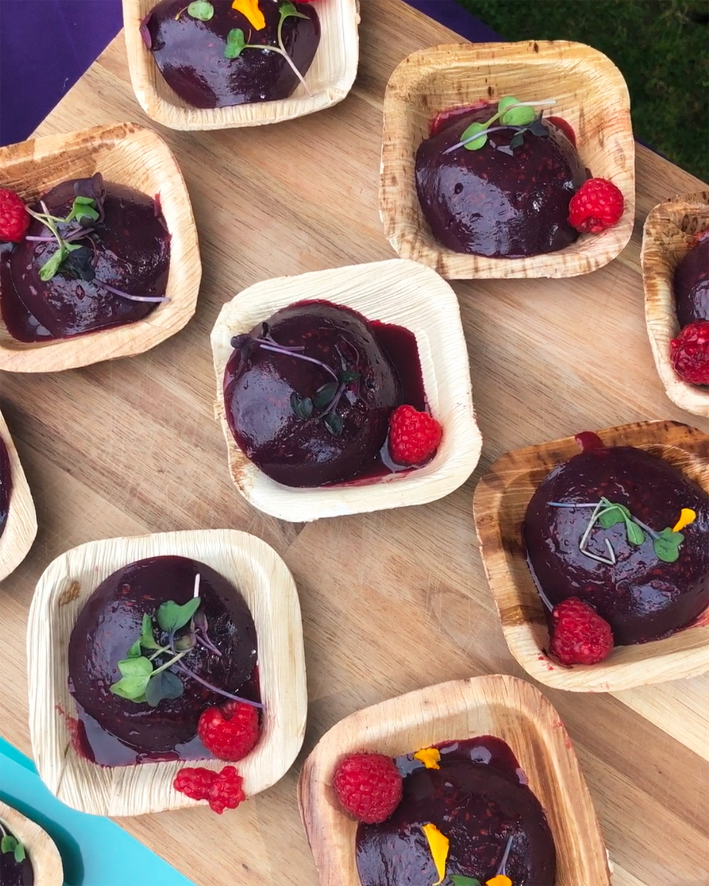 Feast 2019: Oregon Berries, Tamale Boy