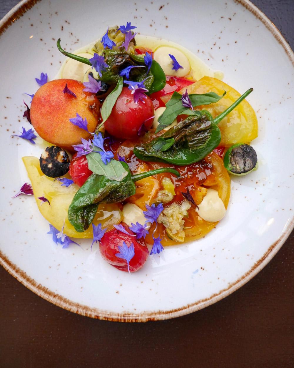 Quaintrelle, Veganizer Summer Salad