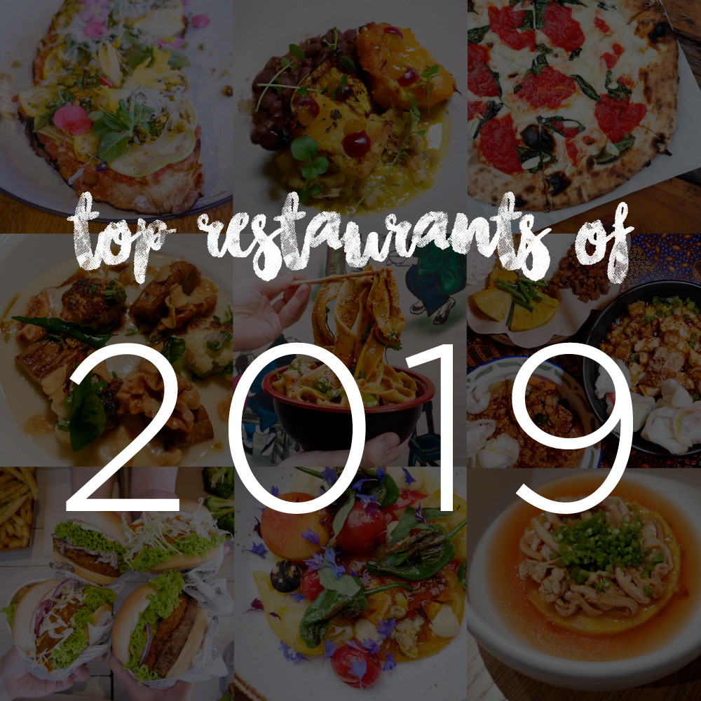 Top Restaurants of 2019 - Portland, Singapore, Bali