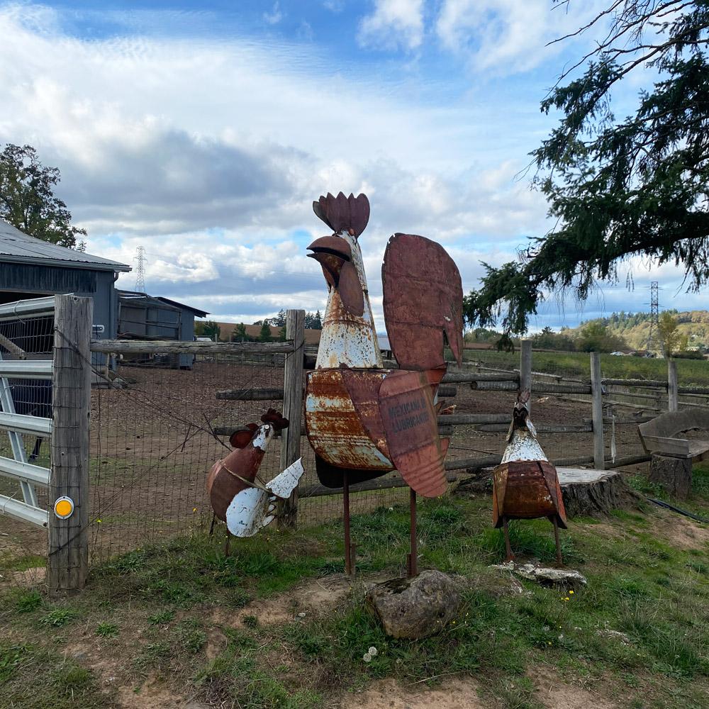 Abbey Road Farm, Carlton, Oregon