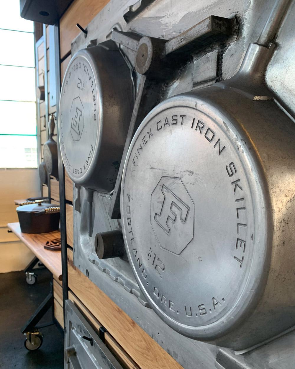 Finex Cast Iron Cookware, Portland, Oregon